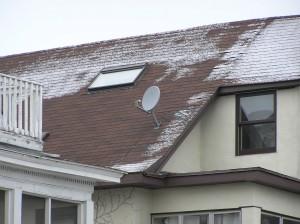 Missing/No insulation
