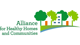 Alliance for Healthy Homes and Communities logo