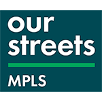Our Streets Minneapolis logo